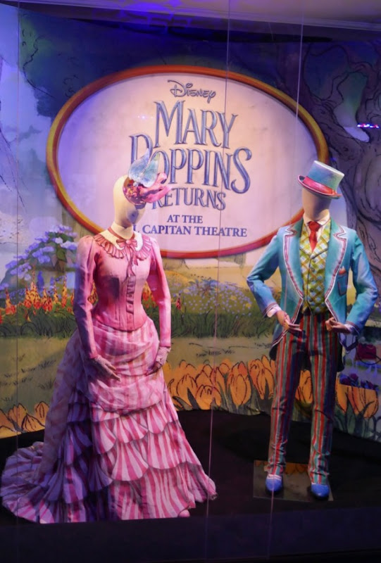 Mary Poppins Returns Royal Doulton costumes