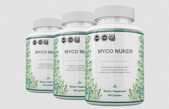 Organic Fungus Nuker (Worldwide)