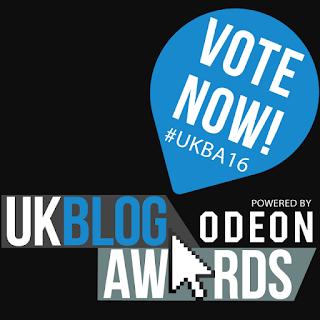 UK blog awards 2016 finalist in photography