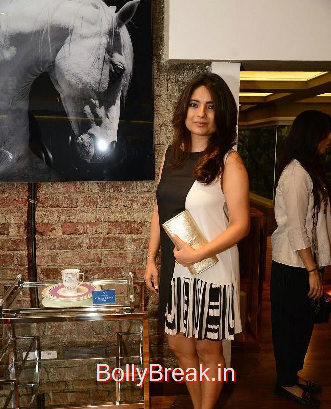 Kunika Singh, Celebs At Villeroy & Boch High Tea at Gauri Khan Studio