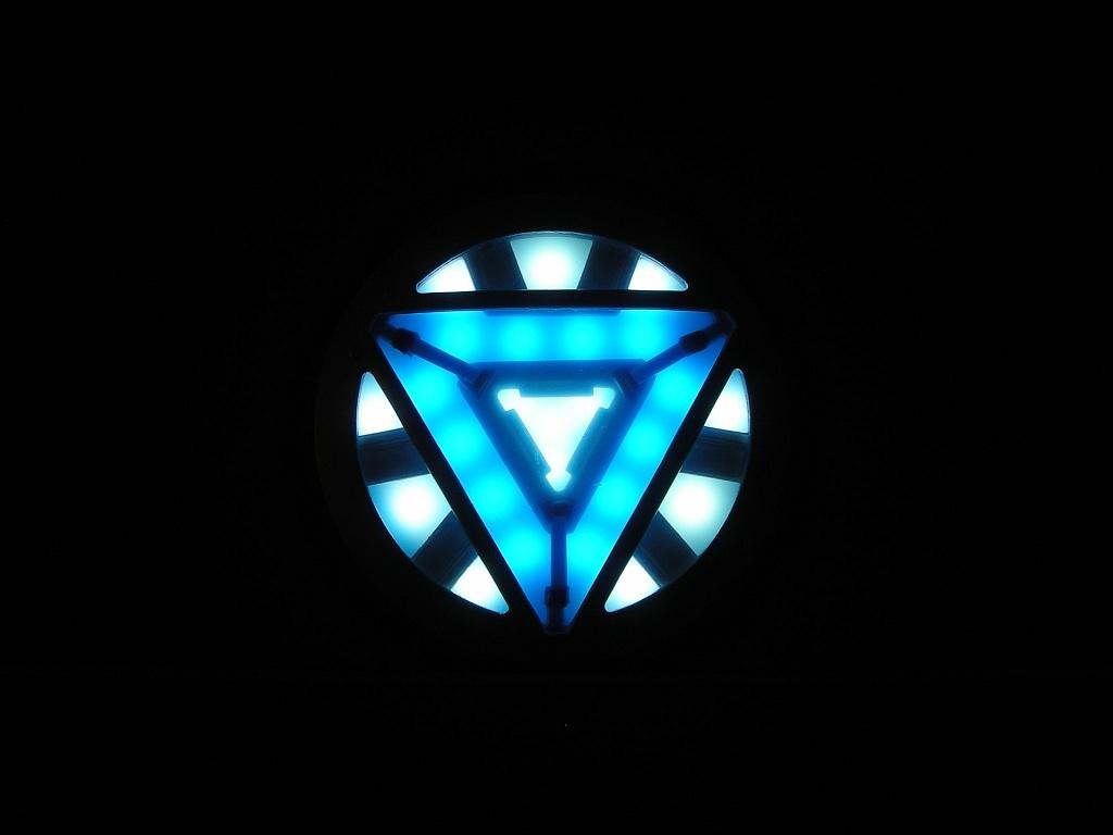 Custom Logo: Custom Iron Man Logo