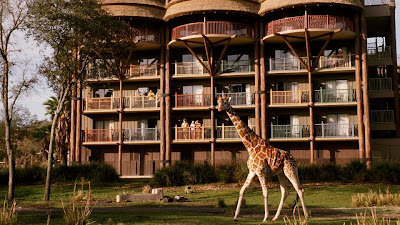 Disney's Animal Kingdom Lodge, Orlando