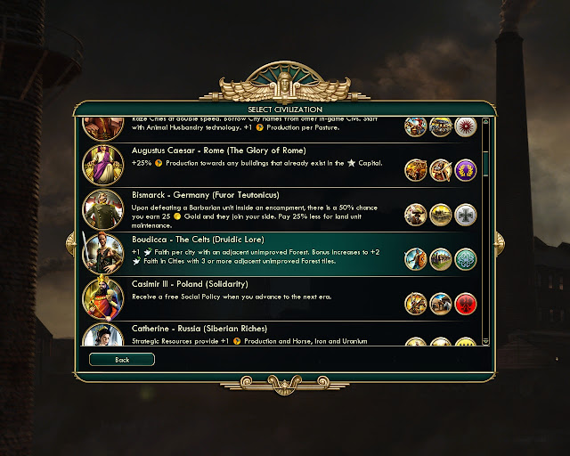 Civilization 5: Brave New World Screenshot