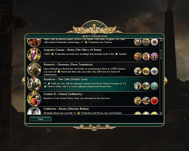 Civilization 5: Brave New World Screenshot