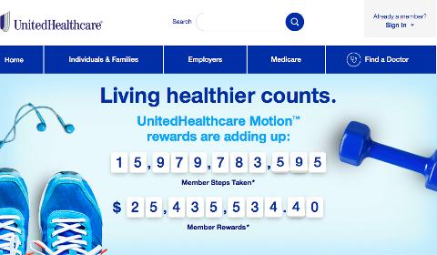 UnitedHealthcare Motion