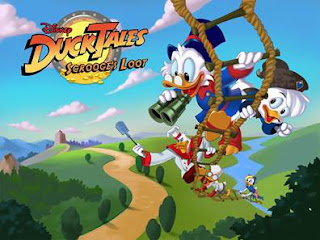 Race for the Gold in DuckTales: Scrooge's Loot from Disney
