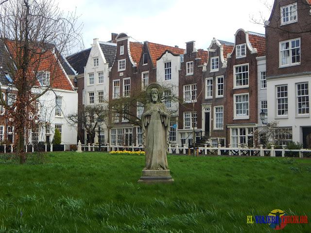 Begijnhof en Amsterdam