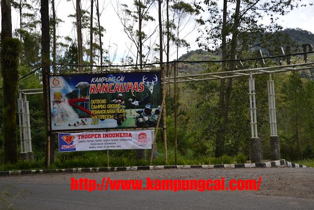 Kampung cai Rancaupas Ciwidey 2019