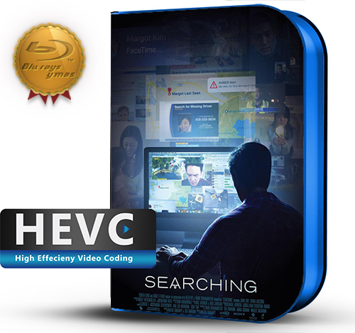 Searching (2018) 1080P HEVC-8Bits BDRip Ingles(Subt.Esp)(Terror)