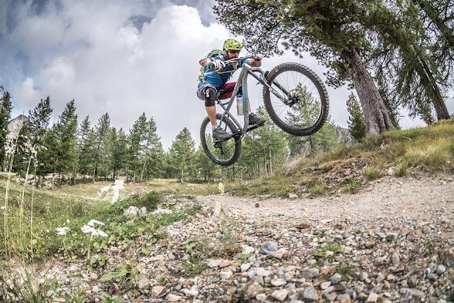 MTB Hardtail Jump Lombarda