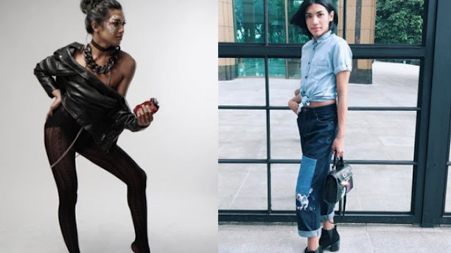 Tertangkap Kamera Hanya Berbikini, Tubuh Buah Hati Sophia Latjuba Malah Bikin Mata Netizen Melotot