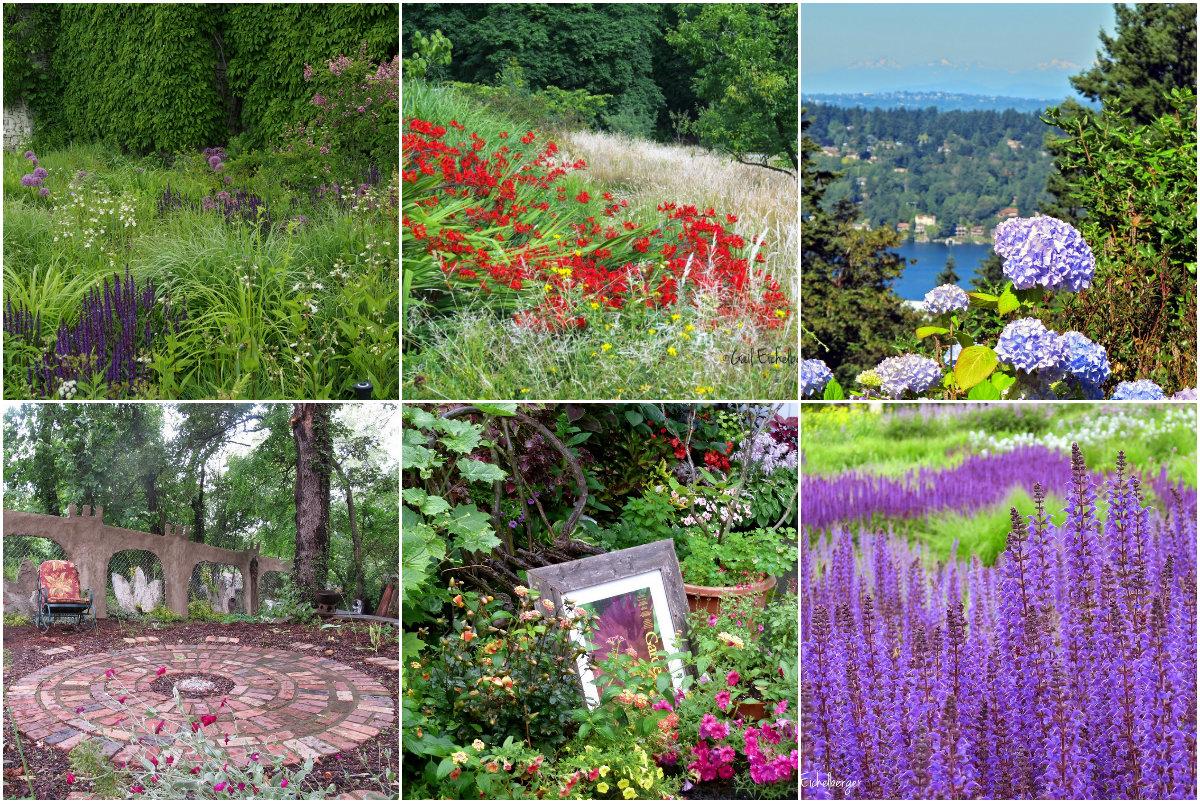 top l to r toronto botanical garden westwind farm studio portland seattle bottom l to r asheville buffalo chicago