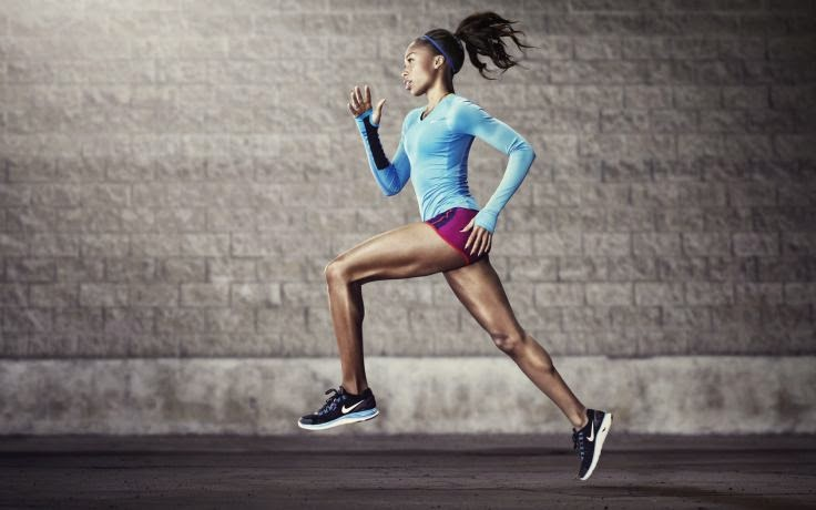 Sprinting to make workouts more effective