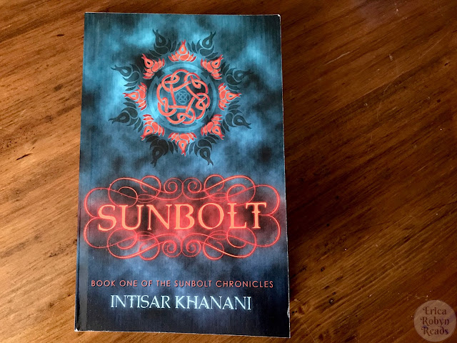 Book Review of Sunbolt by Intisar Khanani