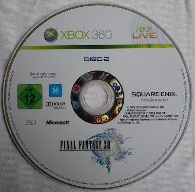 Final Fantasy XIII - Disco 2