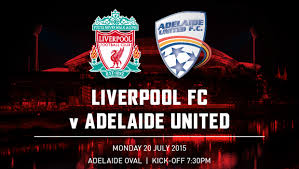 Adelaide United vs Liverpool