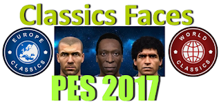 Download Full Classics Face PES 2017