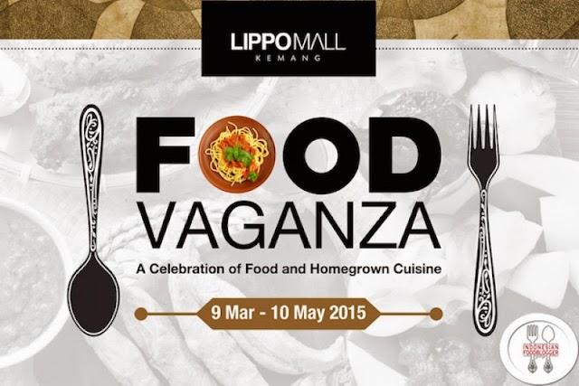 Food Vaganza di Lippo Mall Kemang