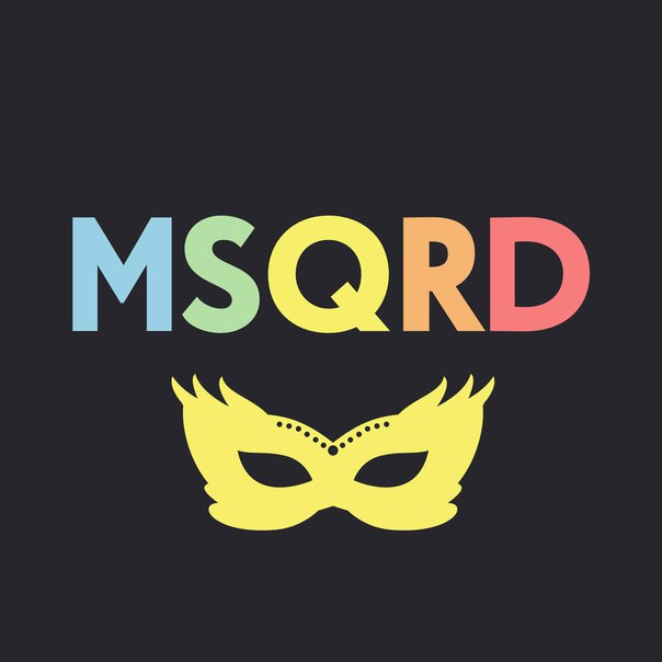 MSQRD — Live Filters & Face Swap for Video Selfies on the App Store
