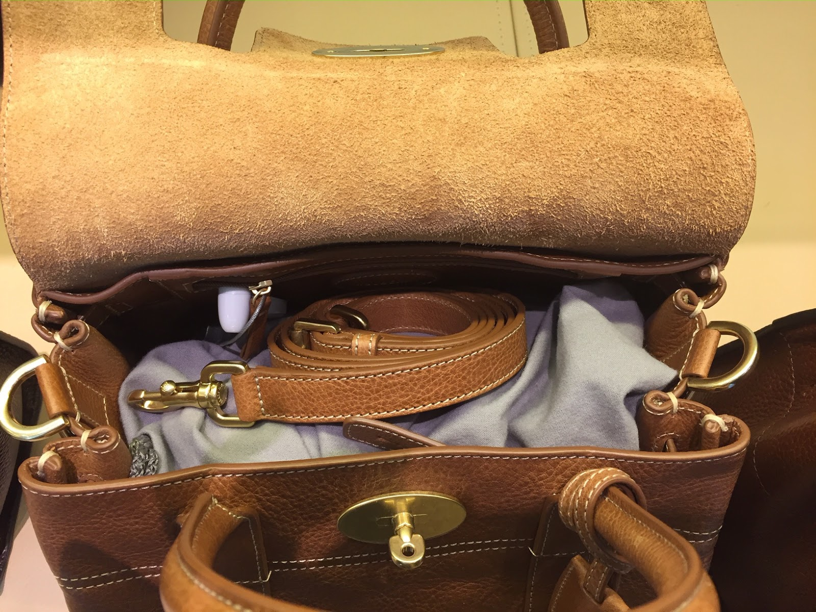 wish and wear  Mulberry Makeover be31c426c94ca