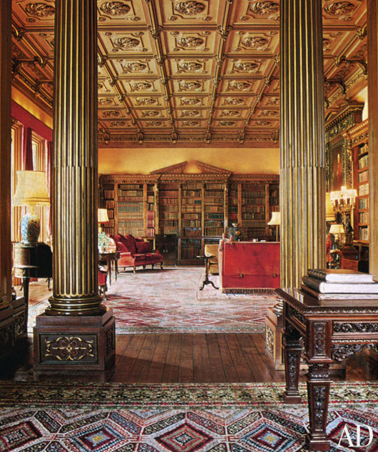 sense and simplicity downton abbey house tour. Black Bedroom Furniture Sets. Home Design Ideas