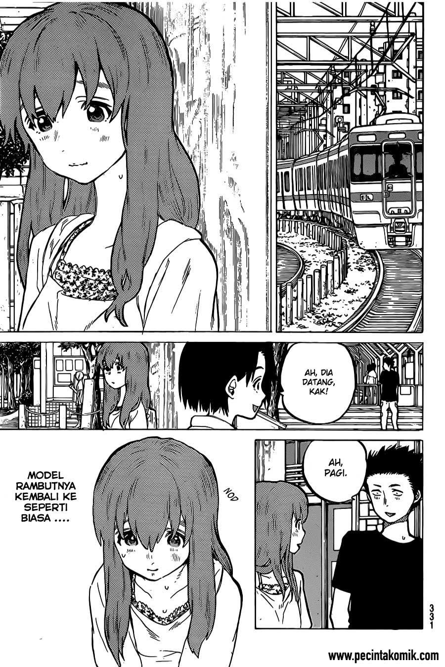 Koe no Katachi Chapter 24-20