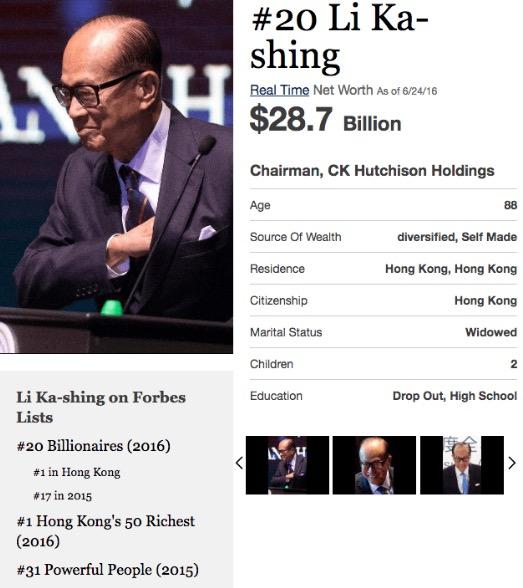 Nasihat Lelaki Terkaya Di Asia Untuk Belia Yang Berpendapatan RM2000