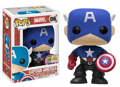 San Diego Comic-Con 2017 Exclusive Marvel Comics Vinyl Figures by Funko