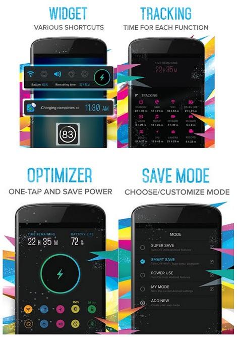 Download Battery Saver Pro V3.6.3 Apk