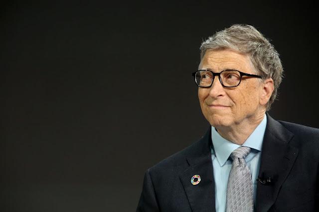 Bill Gates Müteahhit Oluyor