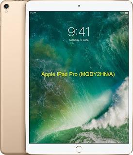 Apple iPad Pro (MQDY2HN/A) 64 GB   10.5 inch Retina Display   12MP Rear and 7MP Front Camera