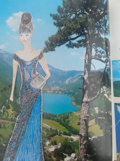 #modaodaradosti #modnailustracija #bih #moda #fashionillustration #pencildrawing #pencil