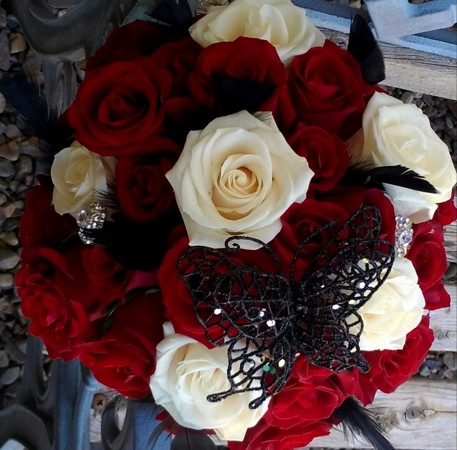Becky S Blossoms Ashely S Wedding Flowers