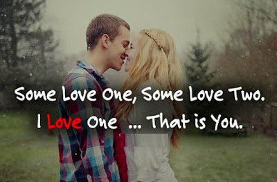 Romantic Love Image With Quotes