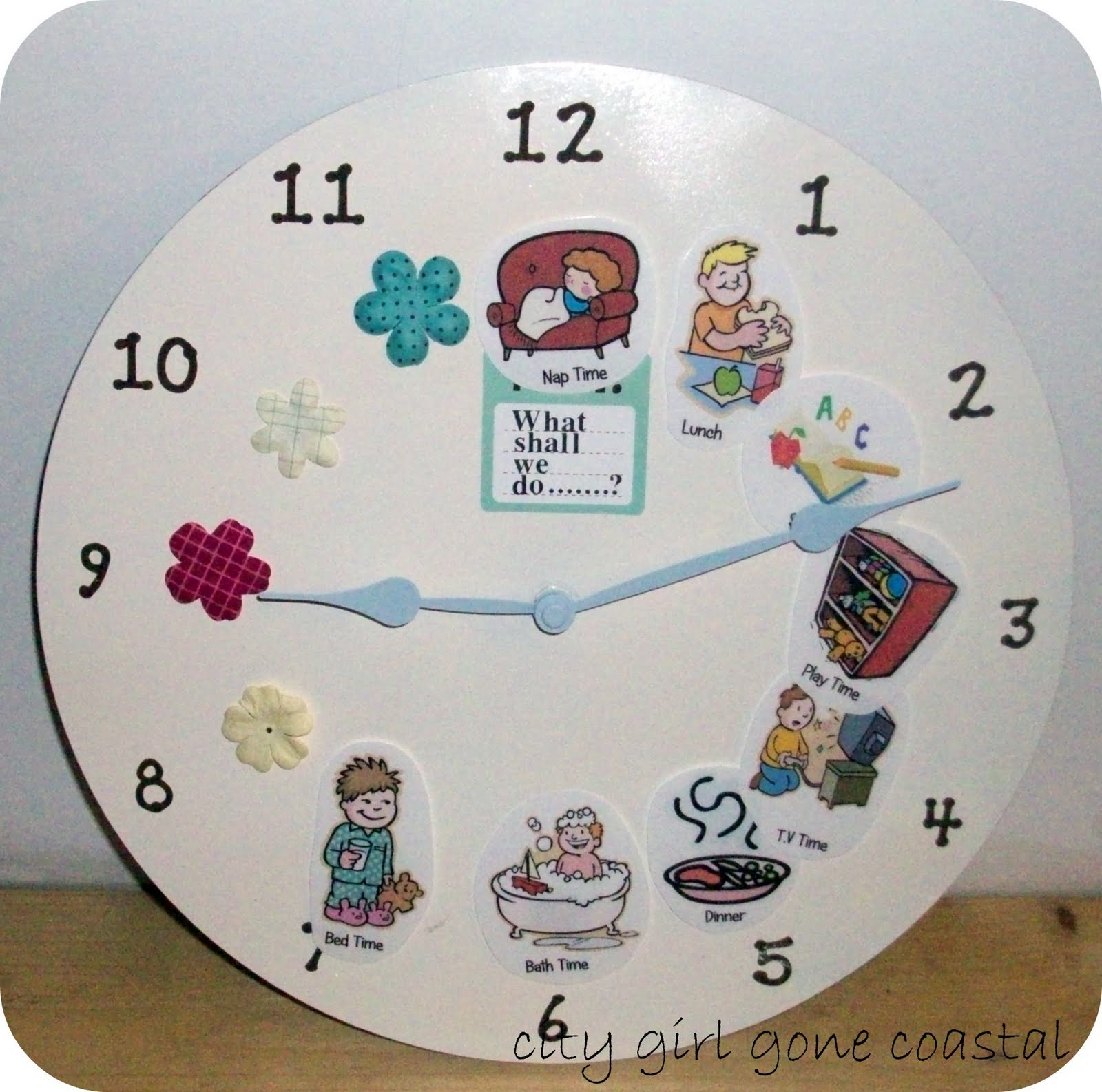 Our Routine Clock