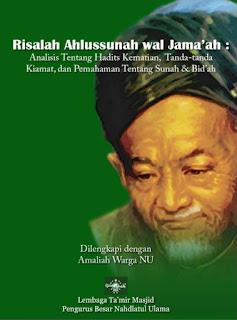 Download Buku Risalah Aswaja KH Hasyim Asyari