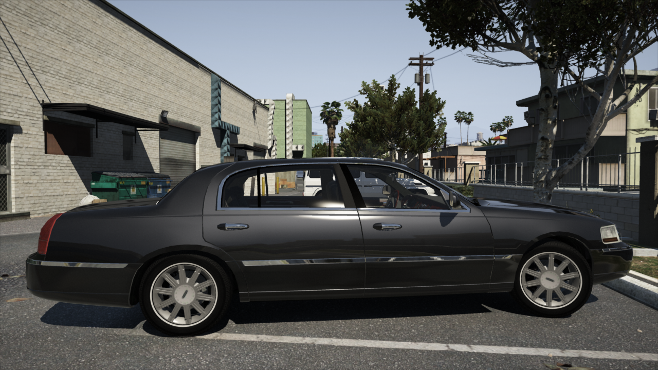 Lincoln town Car 1 0 - DOWNLOAD[gta5-mods]