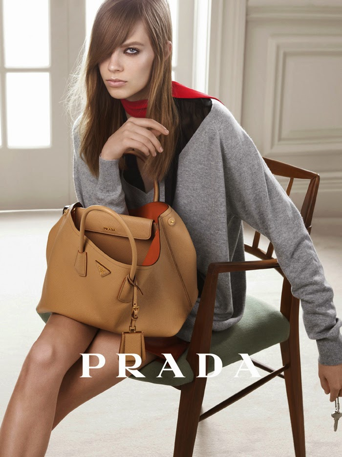 Prada's Latest Ad Campaign Video