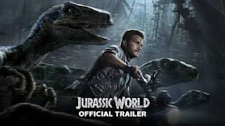 Jurassic World (2015) 300mb Hindi Dubbed Dual Audio Download