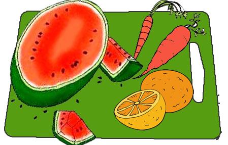 BJ Gourmet: Tablas de Cocina, uso, colores y mantenimiento