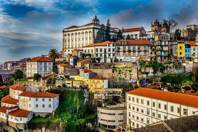 Las mejores ciudades para vivir en Portugal.