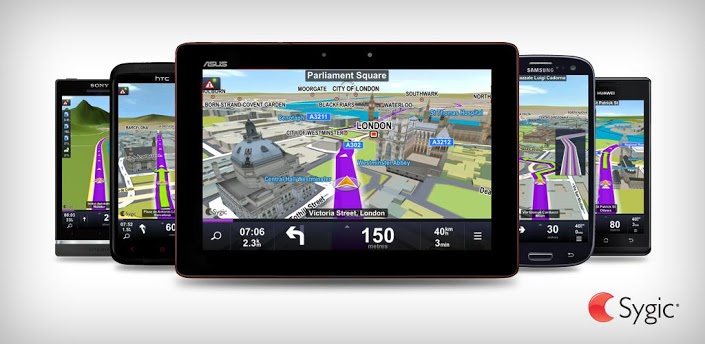 Download SYGIC GPS Navigasi TERBARU