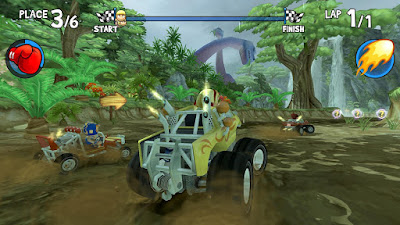 Download Beach Buggy Racing Mod Apk Unlimited Coins v1.2.14 Terbaru