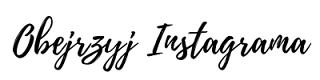 Button obejrzyj instagrama dla Wbrew Grawitacji
