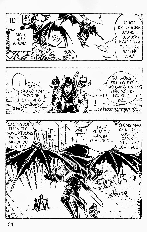 Shaman King [Vua pháp thuật] chap 100 trang 8