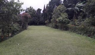 Halaman Untuk Kegiatan Outdoor villa gartik