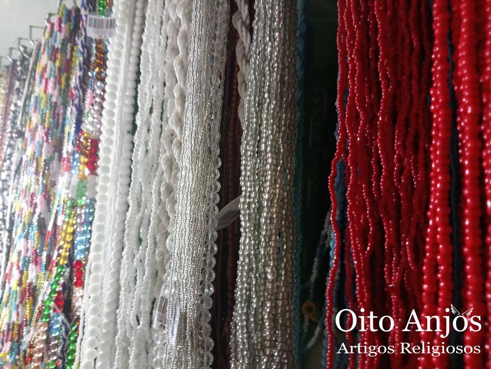 Guia Umbanda - Oito Anjos Artigos Religiosas Loja Esotérica