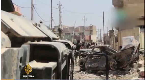 Pertempuran Mosul: Setidaknya 142 warga sipil tewas dalam enam hari