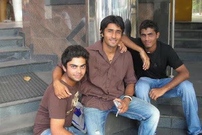 Virat kohli images free download - rare with ravindra jadega