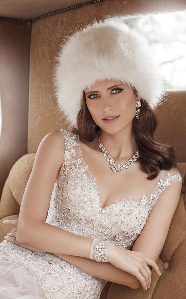sophia tolli fall winter bridal 2016 wedding ideas